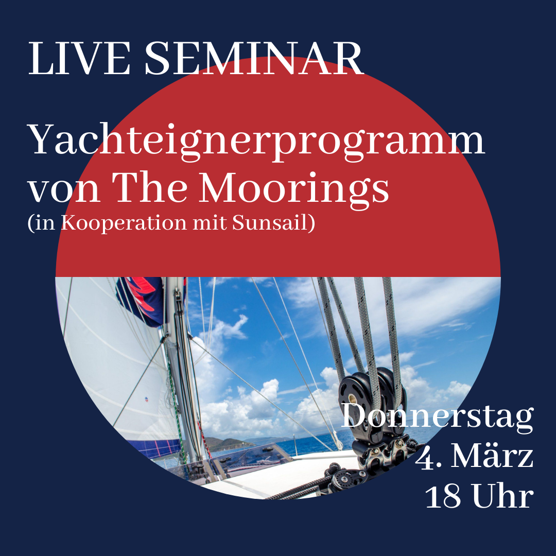 Seminar Yachteignerprogramm